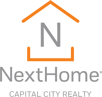 NextHome Capital City Realty - Vertical Logo